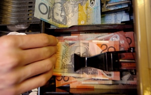 The right time to be spending your Aussie dollars in the US? (AAP)