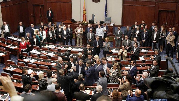 Macedonian govt