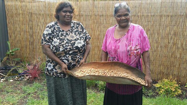 Traditional Aboriginal healer Debbie Watson