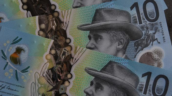 Many Australians spending more than they earn