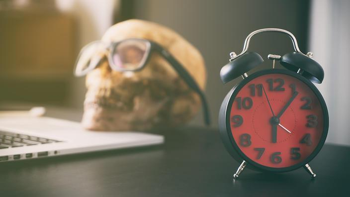 Human and time
