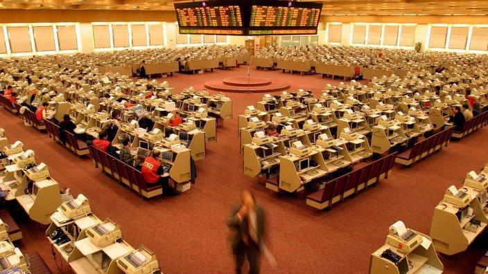 香港证券市场