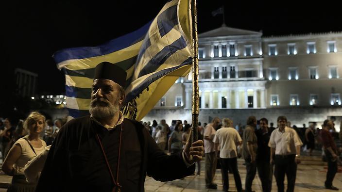 希臘成為首個第一世界國家對國基組織貸款的違約國