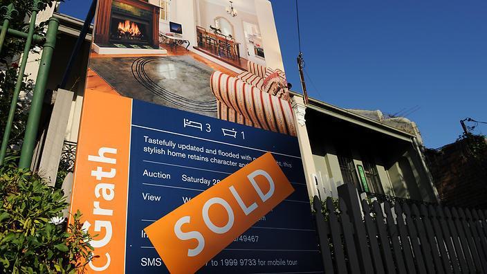 於雪梨出售的房屋