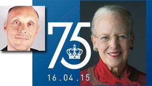 Peter Lorentzen - Dronning Margrethe II
