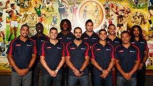 AFL MULTICULTURAL AMBASSADORS