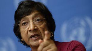 UN Commissioner Para sa Human Rights Navi Pillay