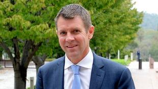 Si Ginoong Mike Baird, Bagong Premier ng New South Wales
