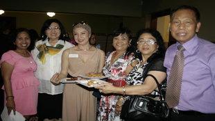 Mga Lider ng Pilipinong Komunidad sa FILCCA Conference