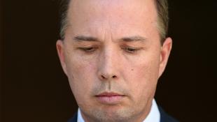 Sinuportahan ni Peter Dutton si Punung Ministro