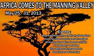 Manning Valley African festival 25- 31 May