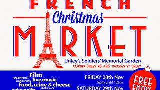 French Christmas Market Alliance Française d'Adélaide