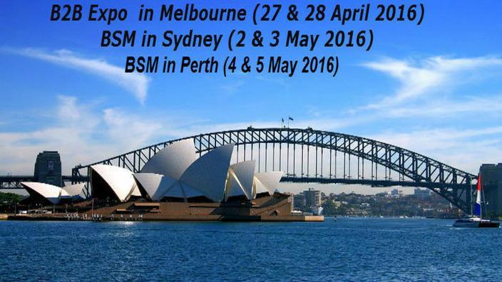 BSM Melbourne, Sydney, Perth 2016