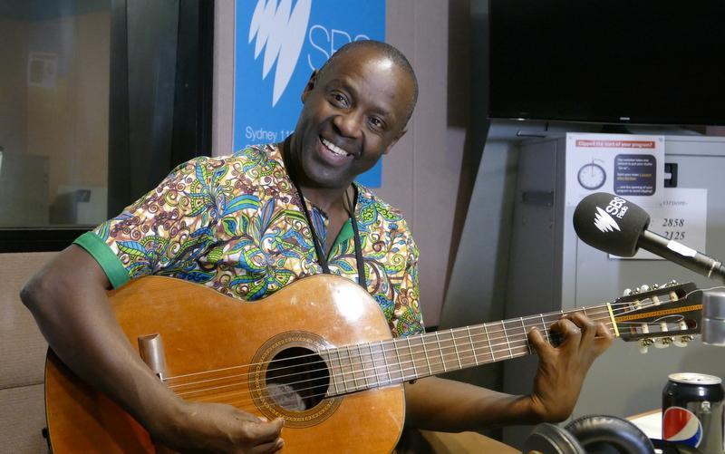 Jean-Paul Samputu a la SBS