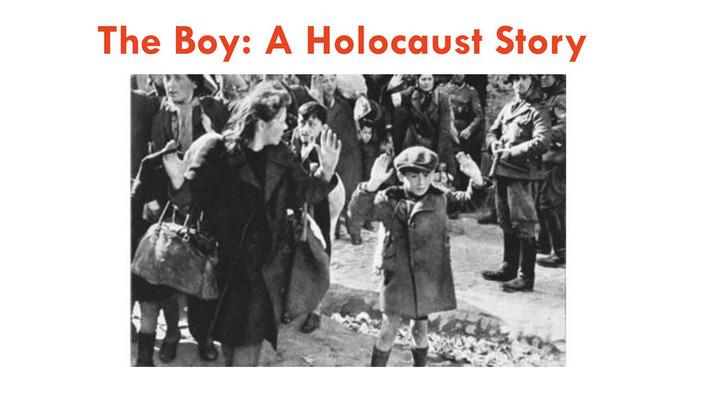 Dr Dan Porat : A boy, a Holocaust Story..., Who is the boy in the well-known photo taken by Nazis in Warsaw Getto?