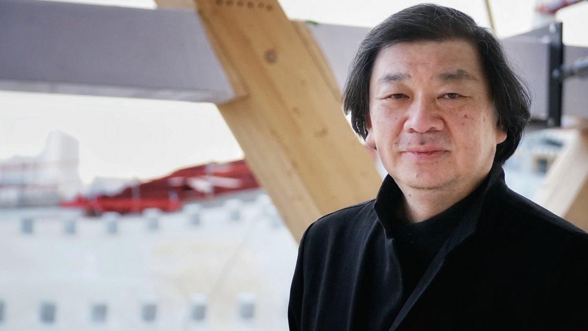 建築家 坂 茂さん