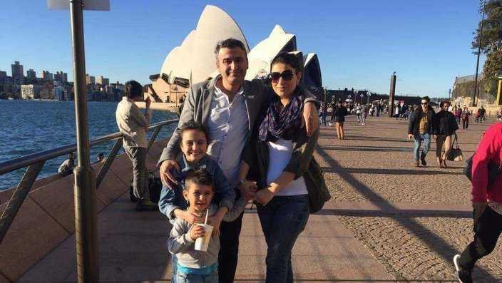Sherzad and Shireen family