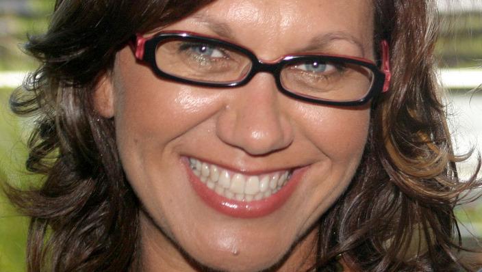 Авторката Анита Хаис