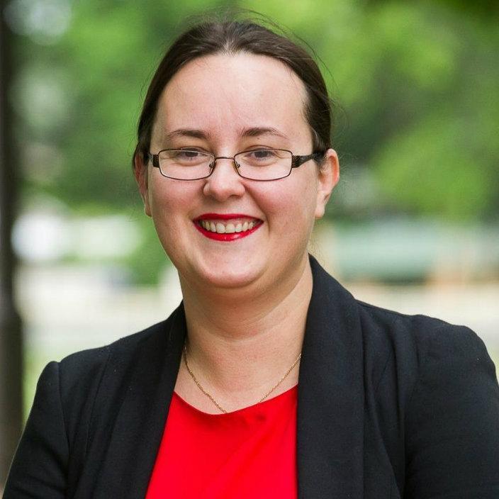 Радмила Новеска, советник на Лабор за Регионалната Општина на Квинбијан Палеранг.