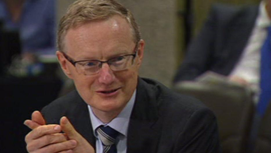 Reserve Bank governor Dr Philip Lowe (SBS)