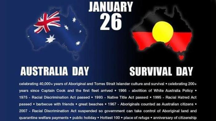 Australia Day – Day for celebration or not?