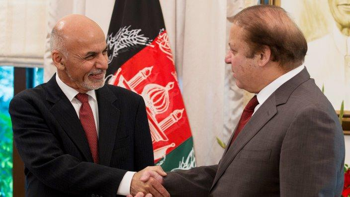 Ashraf Ghani and PM Nawaz AAPjpg