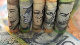 Avstralska gotovina