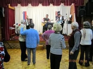 Zabava za Koline 2015 pri Slovenskem Društvu St Albans