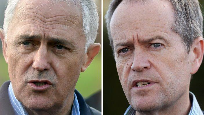 Volitve 2016: Kdo bo naslednji prermier,  Malcolm Turnbull ali Bill Shorten?