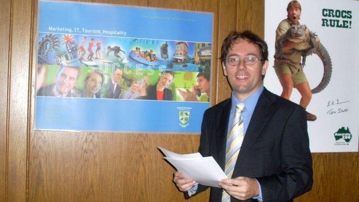 Dr Tony Lenko, predsednik Kluba Lipa na Zlati Obali