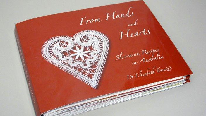 Kuharska knjiga From Hearts and hands