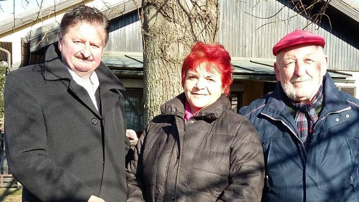 Marjan Kolaric, Cita in Joze Galic