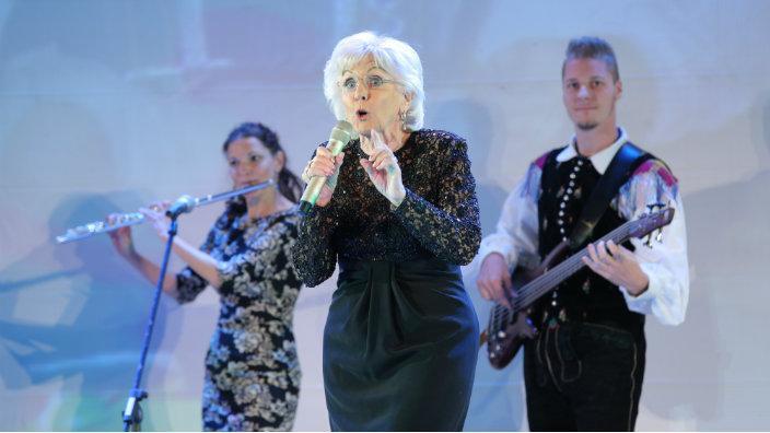 Marija Ahacic Pollak na odru