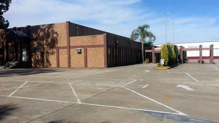 Slovenski Klub Adelaide v naselju Dudley Park