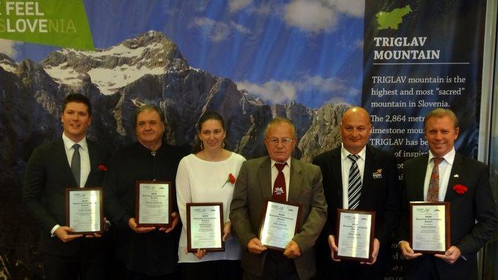 Slovenci leta 2016 za NSW