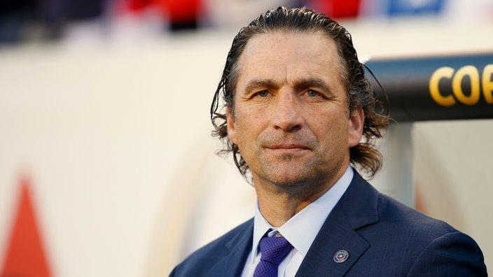 Juan Antonio Pizzi, DT Chile
