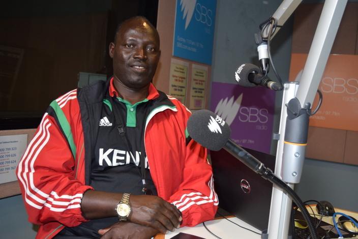 Chris afisa wa zamani wa uchaguzi mkuu wa Kenya