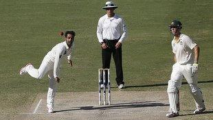 Pak vs Au Test Series-Dubai