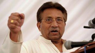 Pakistan President and Army Chief Pervez Musharraf