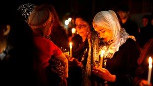 Tributel to Peshawar victims