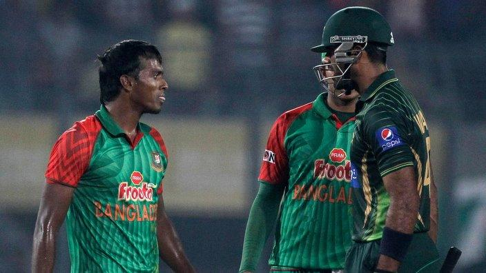 Pakistan-Bangladesh ODI