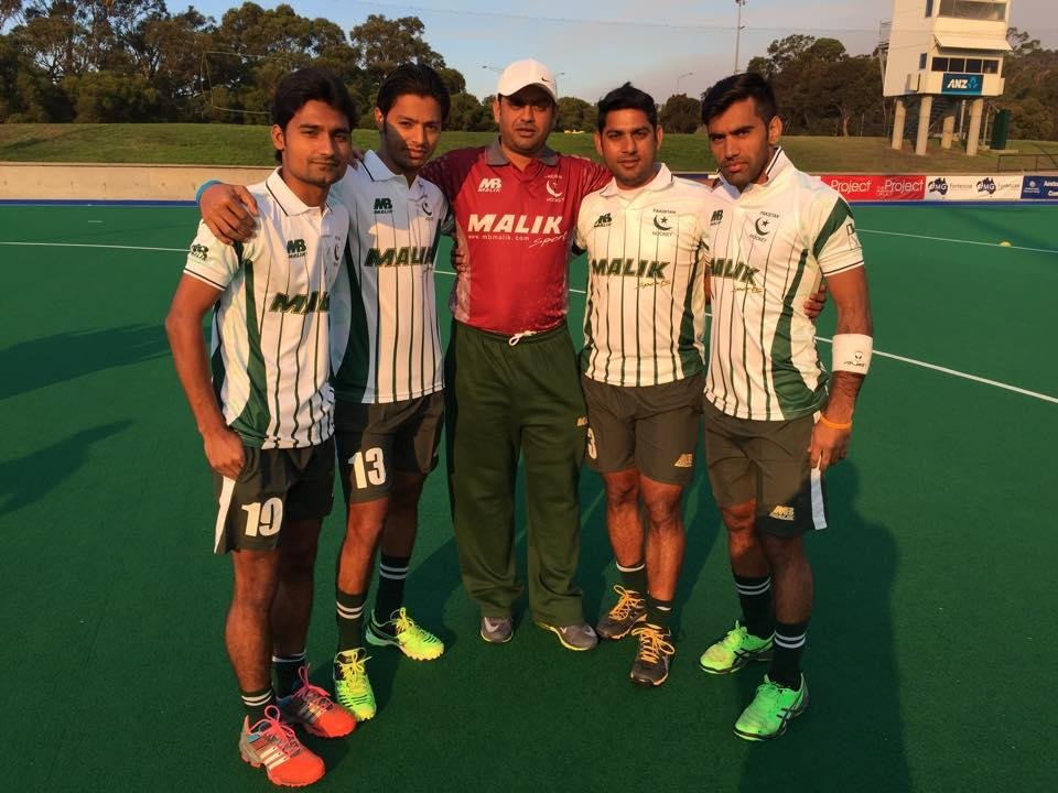 Syed Sameer Hussain is disappointed with the attitude of Pakistani government towards its national sport