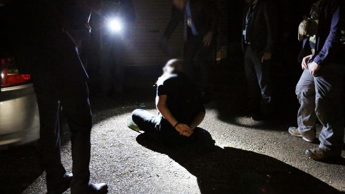 Police have made some arrests after carrying out raids in Sydney