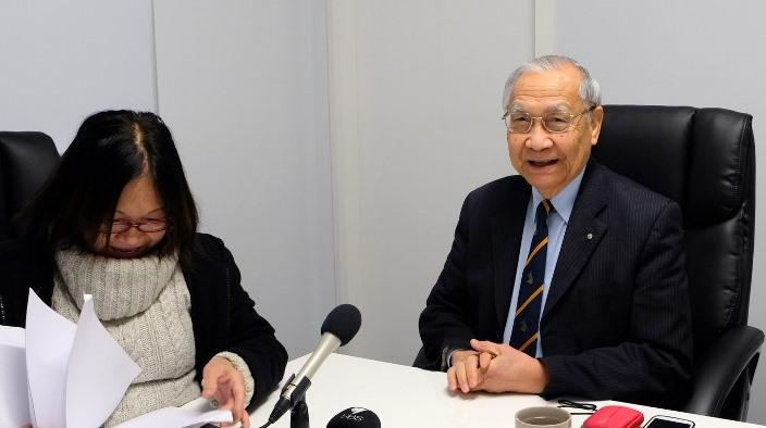 Cựu Trưởng nhiệm SBS Radio Lưu Tường Quang trả lời phỏng vấn