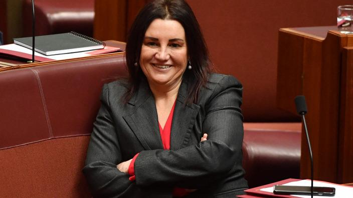 Jacqui Lambie ... seeking middle ground