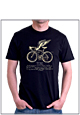 Cycology Bike Recipe T-shirt