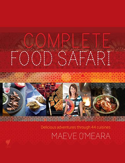 Complete Food Safari - Cookbook