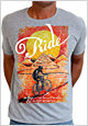 Ride Sunset Men's T-shirt
