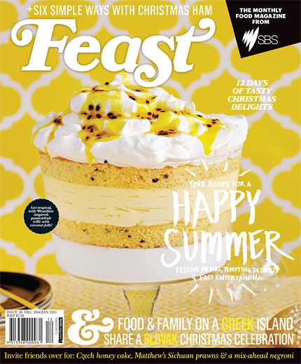 Feast Magazine Subscription Offer