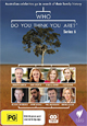 Who Do You Think You Are? Aus. S6 (DVD)